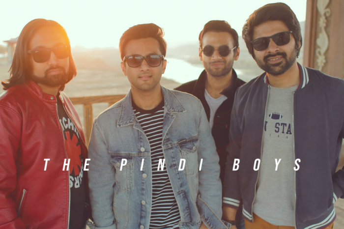 Rejuvenating the Blues - Meet Jasim Haider & The Pindi Boys