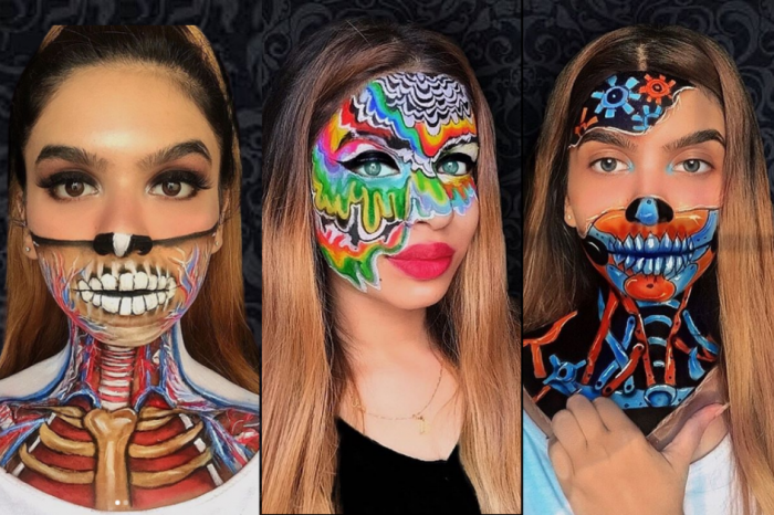 The Glowx Bushra – you need to follow her for amazing makeup inspo!