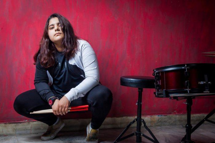 Guitarist, Drummer and a Western Vocalist - Meet Young Music Sensation 'Zayan Usman'