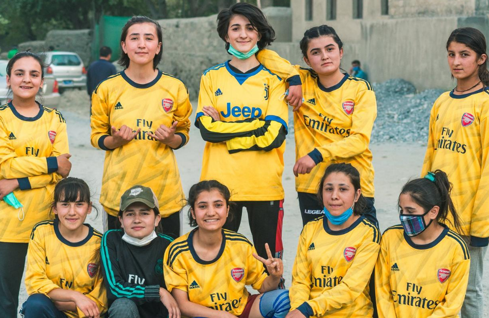 Mountain Girls Premier League Pakistan