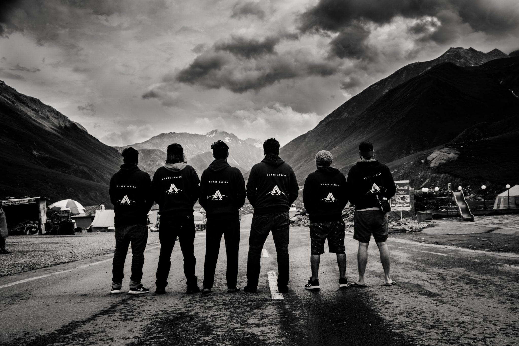 AARISH Band-Hunza