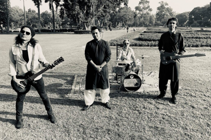 Classical Qawali Meets Rock´n´Roll - Meet Danish-Pakistani Band 'Rocqawali'