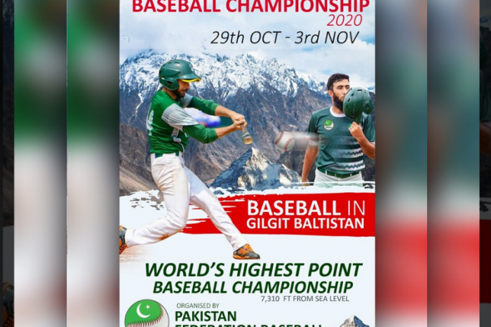 Reaching the sky: New Beginnings for Baseball in Pakistan